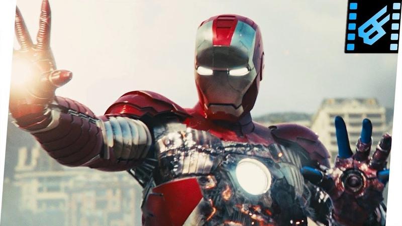 Iron Man vs Vanko / Monaco Scene | Iron Man 2 (2010) Movie Clip