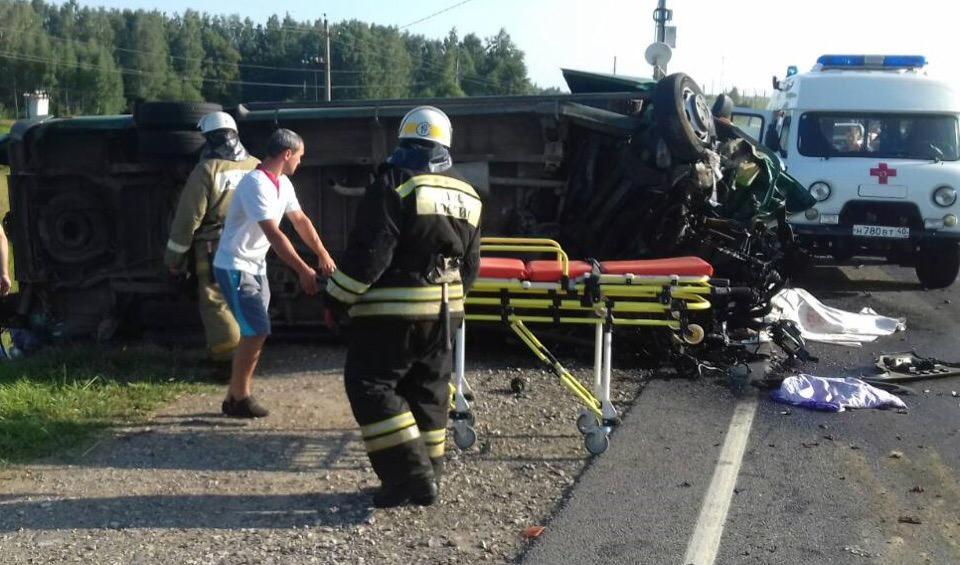 Президент Молдавии предложил помощь семьям погибших в ДТП под Калугой