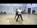 Меженков Илья Сопнева Дарья Румба Школа танцев Dancemix