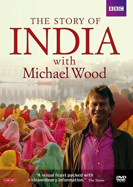 C: История Индии с Майклом Вудом (2007)