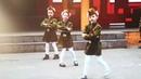 Детишки танцуют под песню Катюша !