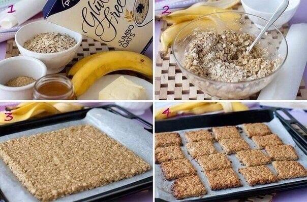 Топ-10 отличных рецептов домашнего печенья