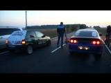 DRAG MASTERS - Opel Corsa & Acura