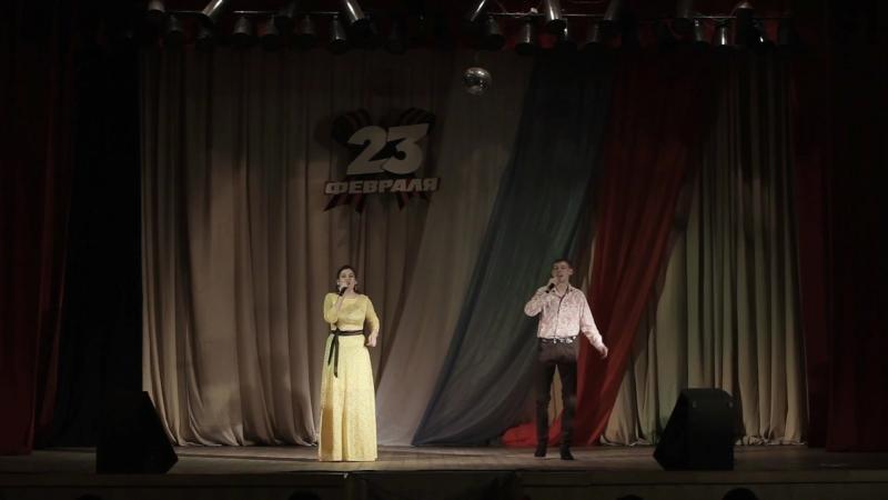 23. Ты мне не снишься - Александр Кислов и Василиса Паринкина. ДК г. Невель
