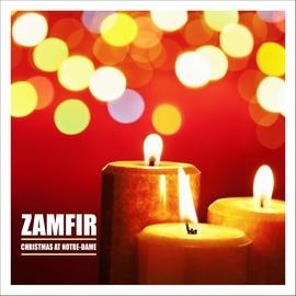 Gheorghe Zamfir альбом Christmas at Notre Dame Basilica