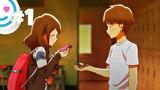 Tsuki ga kirei Momentos Romanticos #1