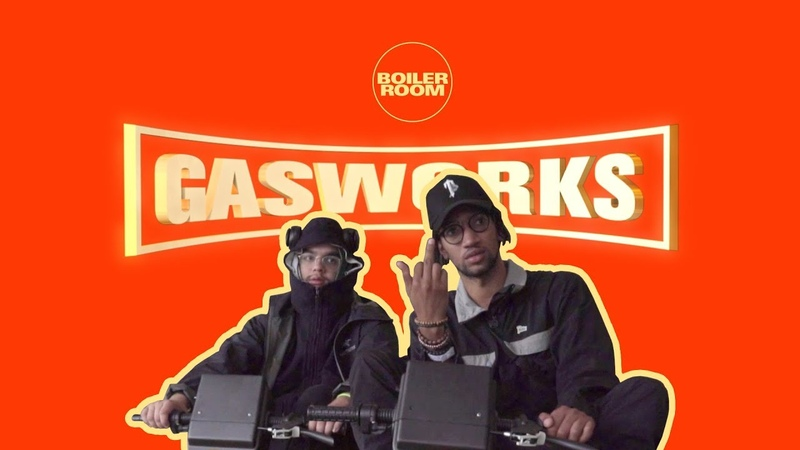 Wiley, Kojey Radical, Amy Becker, Bakar and Shorty | Gasworks: On The Road | Boiler Room