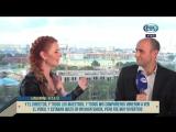 Lena Katina for Latitud Rusia (FOX Sport)