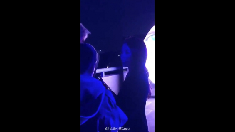 [SNS] 181011 詹小猪Coco Weibo Update @ Meiqi