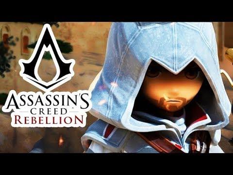 Assassin's Creed Rebellion 2 ►ПЕРВОЕ ПОРАЖЕНИЕ ВСЕЙ КОМАНДЫ || НОВЫЕ АССАСИНЫ