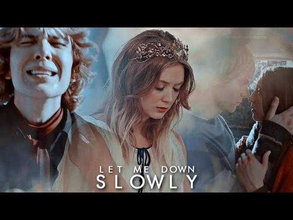Ahs apocalypse || let me down slowly