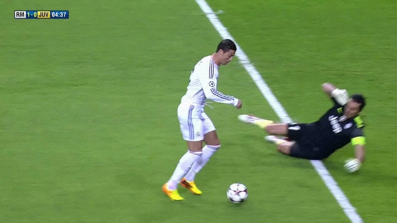 Cristiano Ronaldo Vs Best Goalkeepers In Champions League 2007/2018