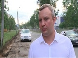 Ремонт на проспекте Авиаторов в Ярославле продолжается