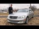 Я купил сломанный Mercedes S600 V12 за 4500 долларов… Спустя год! Hoovies Garage на русском