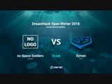 DreamHack Open Winter 2018 EU Qualifier   Space Soldiers vs Syman   BO3   de_train   by Afor1zm