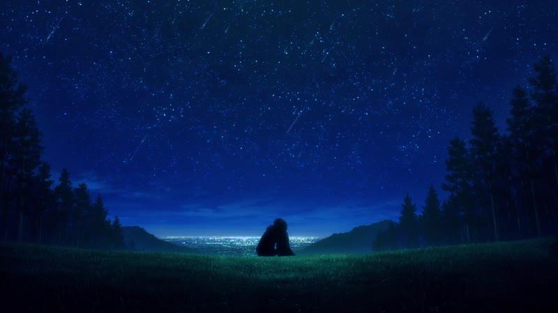 SAO shooting stars