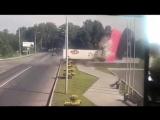 Фура без тормозов|Новокузнецк|По жести