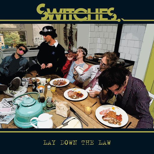 SWITCHES альбом Lay Down The Law (DMD )
