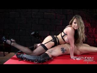 Rachel roxxx [big tits, femdom, facesitting, pussy licking, dominantrix]