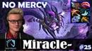 Miracle Templar Assassin MID NO MERCY Dota 2 Pro MMR Gameplay 25