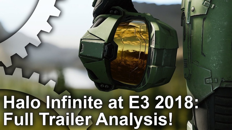 [4K] Halo Infinite Trailer Analysis: A True Generational Leap?