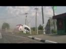 Взбесившаяся фура разбросала по подмосковной трассе пять автомобилей легковушки бензовоз и Газель Два человека пострадали