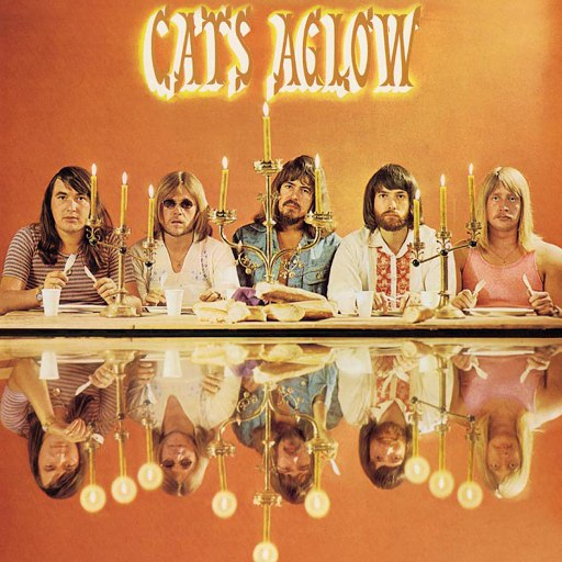 The CATS альбом Aglow