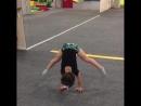 Маленькая гимнастка OGO Club