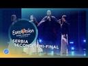 Sanja Ilić Balkanika Nova Deca Serbia LIVE Second Semi Final Eurovision 2018