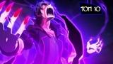 ТОП 10 аниме где ГГ очень сильный и способен уничтожить весь мир