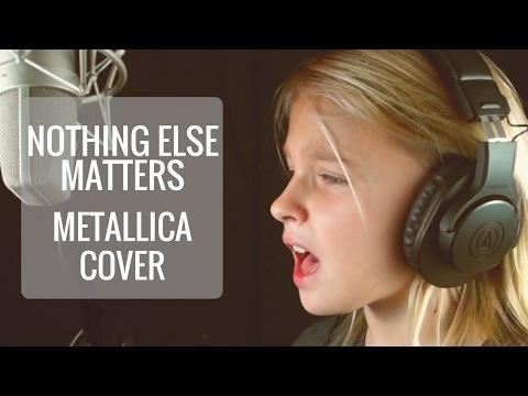 Nothing Else Matters (Metallica cover) by 11 Year Old Jadyn Rylee | Kidz Sparkle