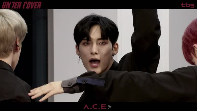 VIDEO | 21.05.19 | A.C.E - UNDER COVER @ tbs Fact iN Star (MV version)