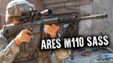 M110 SASS AEG от ARES. Правильная винтовка марксмана для моделирования US Army и USSOCOM