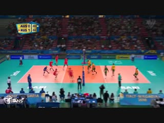 Top 40 the most powerful volleyball spikes. mens world championship 2018.