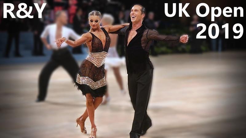 Riccardo Cocchi - Yulia Zagoruychenko (USA) - UK Open 2019 - Professional Latin | Cha Cha Cha