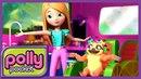 Polly Pocket en Español Aventura en la jungla 1 Hora 🌈 Película completa Dibujos animados