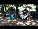 Индейцы у Эрмитажа