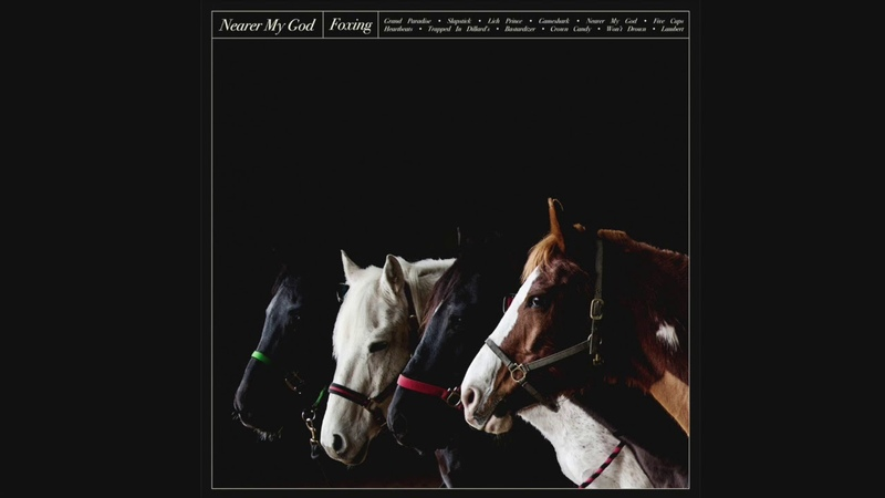 Foxing - Five Cups (Official Audio)