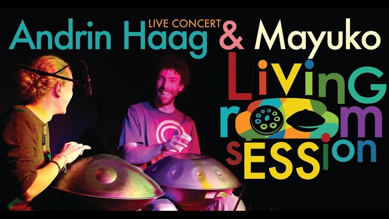 Living Room sESSion - Mayuko Andrin Haag Live Jamming Concert