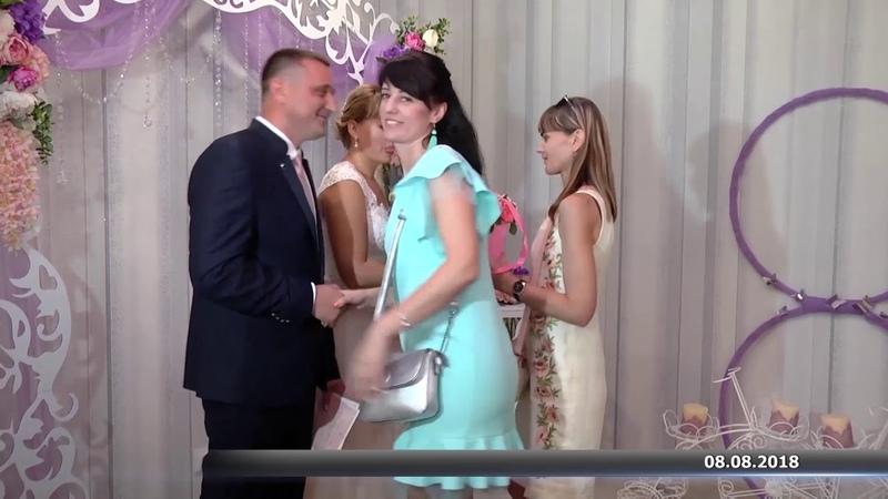 08.08.2018 – скільки пар Сумської області обрали для весілля цю унікальну дату