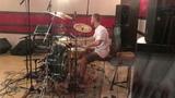 Евгений Новиков (drums) на записи для проекта