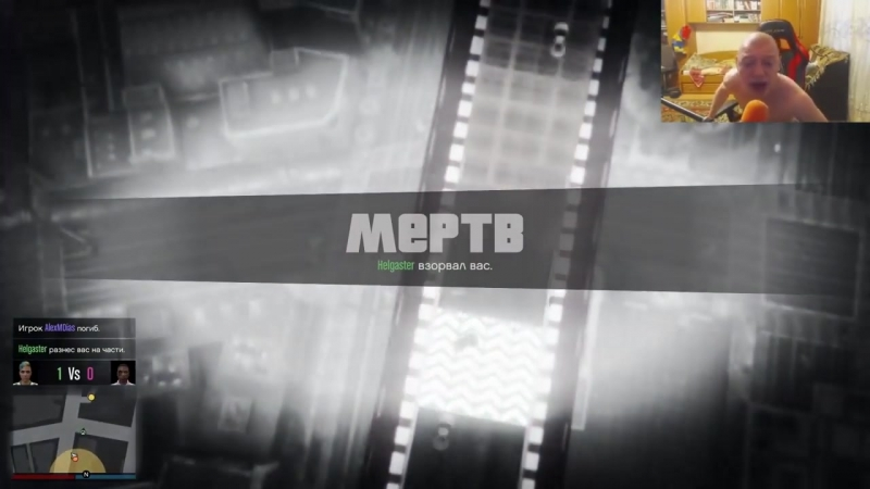 [Diletant] GTA Online Микрогонщики - ТОП НЕРВЫ
