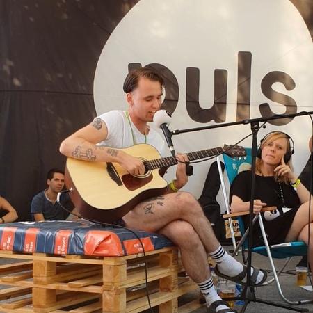 "Anja on Instagram: ""DRANGSAL - Laufen Lernen (unplugged) @ Taubertal Festival 09.-12.08.2018 Rothenburg ob der Tauber . . . taubertal taubertalfe..."