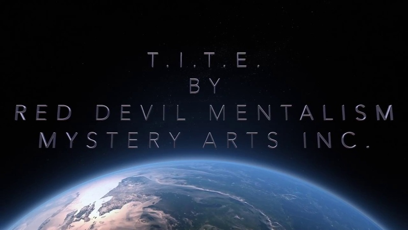 TITE By Red Devil Mentalism