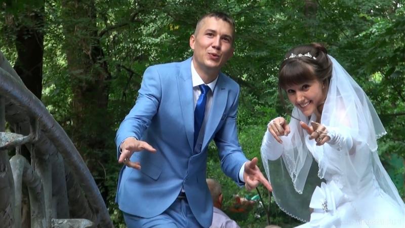 Самая танцующая пара Невинномысск - Кочубеевское 2018 / свадебный клип