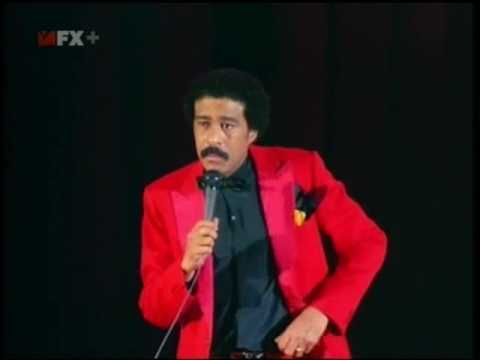 Richard Pryor In the jungle