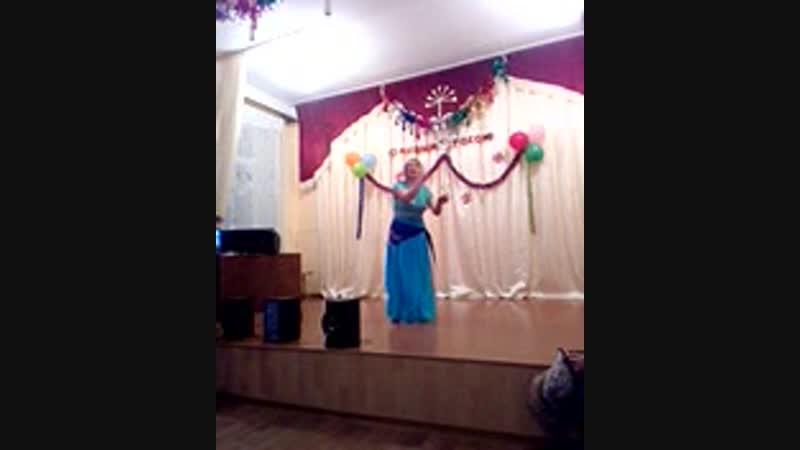 Шарара-индийский танец