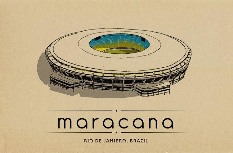 Футбольные стадионы