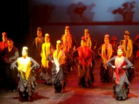 Orobroy (Escuela de danza Carmen Sánchez Triana)