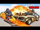 [TaGs Play Theme] ТАЧКИ-ПУЛЕМЕТЫ VS ДЕДЛАЙН В GTA 5 ONLINE НА ДЕРБИ С ЛОВУШКАМИ! (ГТА 5 ОНЛАЙН)